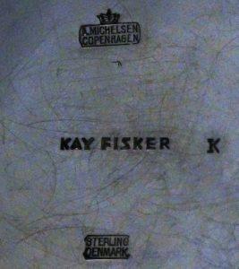Detail of Kay Fisker Pitcher